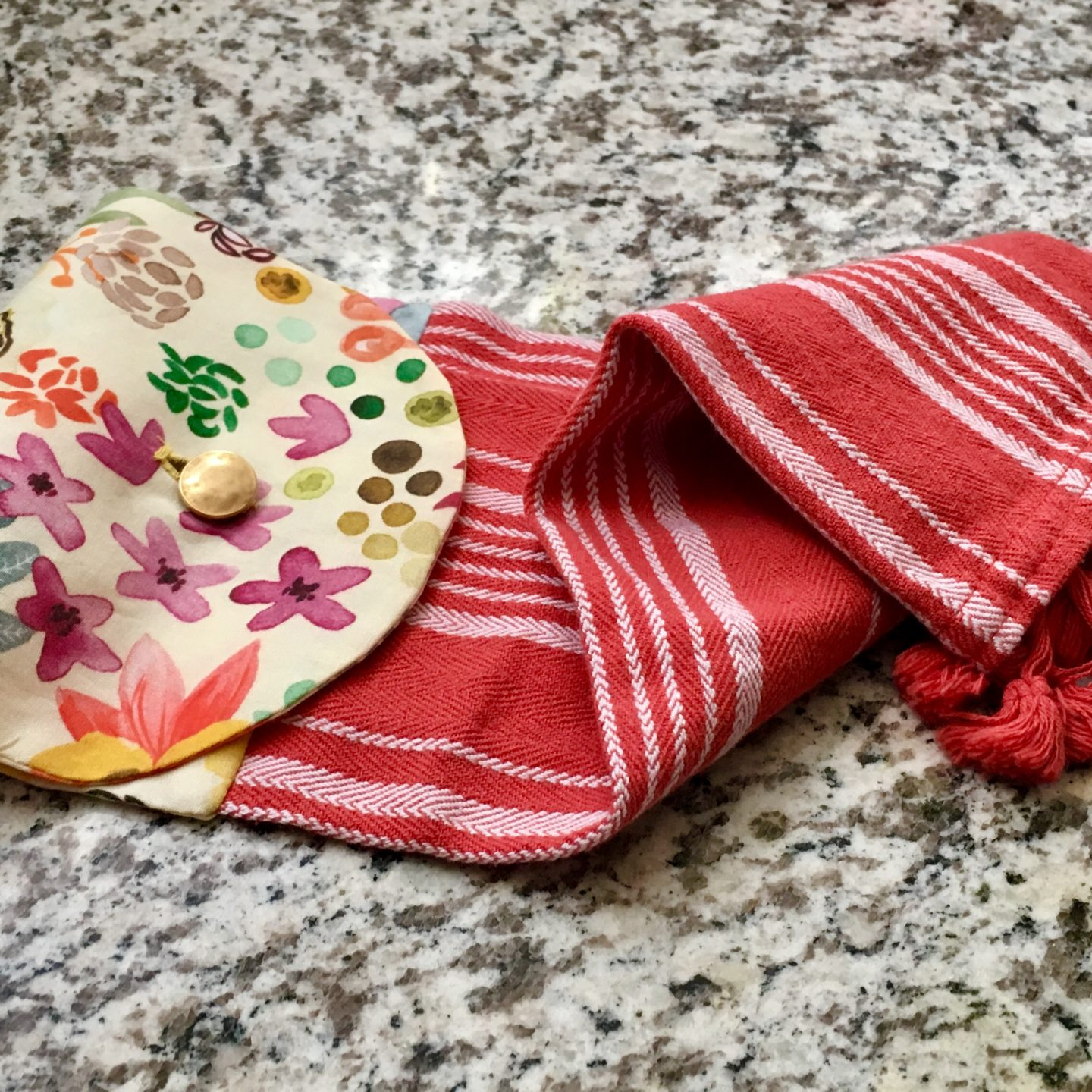 Project: Hanging Hand-Towels